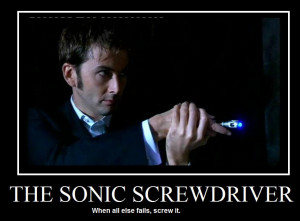 Funny Doctor Who pictures...