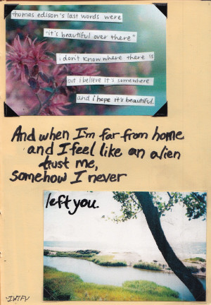 Quotes from www.iwrotethisforyou.me