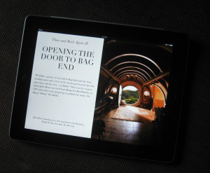 to my own book, The Hobbit: An Unexpected Journey – Visual Companion