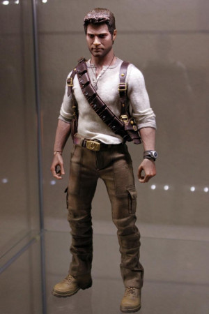 Thread: Nathan Drake by Sideshow Collectible
