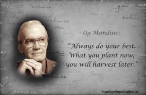 Make Your Life Worth Remembering - Og Mandino !!