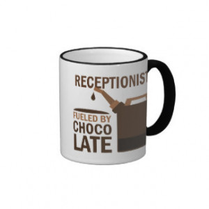 Funny Receptionist Gifts - Shirts, Posters, Art, & more Gift Ideas