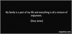More Davy Jones Quotes