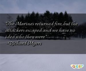 Famous Marine Quotes