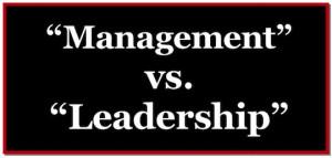 positive leadership management v leadership