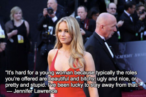Jennifer Lawrence Quotes On Weight Jennifer lawrence quotes on