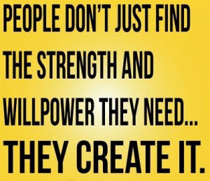 Find the strength