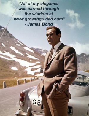 Famous quote of Bond . James Bond . - 9GAG