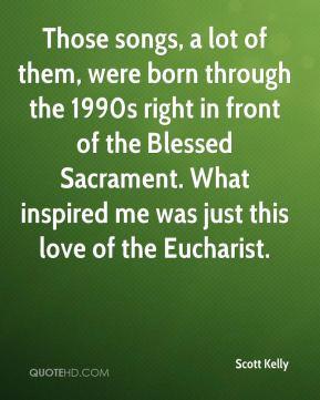 Sacrament Quotes