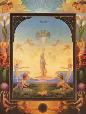 Die Poesie als Religion und Fluchtpunkt