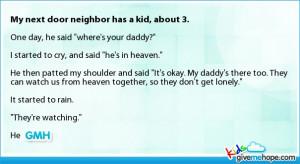 Neighbor quote #4