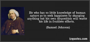 Human Nature Quotes Knowledge of human nature
