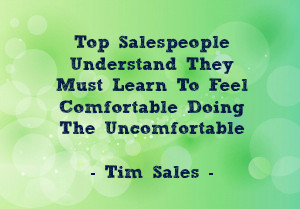 ... you, here's a motivational quote to start your day from Tim Sales