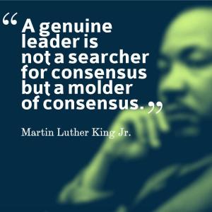 MLK #Quote #Leadership