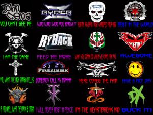 Wwe Superstars Logo Wwe superstar catch phrases by