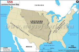 The Louisiana Purchase 1803 Picture