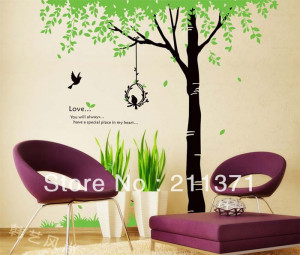 ... Wall-Decals-for-living-room-Decoration-Mural-Decor-Wall-Quotes-Design