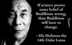 Funny memes – If science proves Buddhism wrong