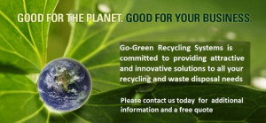 Go-Green Recycling Systems