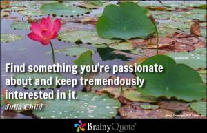 Passionate Quotes