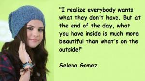Imágenes con frases para compartir de Selena Gomez: