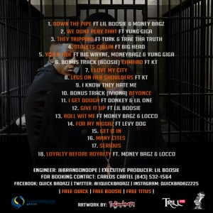 Lil Boosie Quotes And Sayings