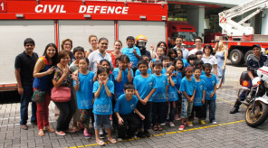 Service activities allow me to impact our local Singapore community ...