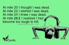 Marathon Quotes