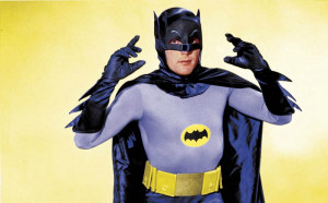 1960s Batman Series Finally Hitting DVD