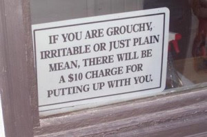 Every Restaurant Should Have This Sign
