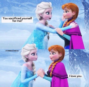 Disney Frozen Sister Quotes Disney quotes / frozen /