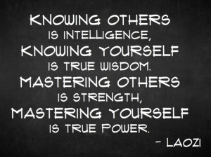 Inspiring Quote by Lao Tzu
