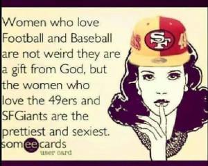 49ers/GiantsNiners Fans, 49Ers Fans, 49Ers Woman, 49Ers Chicks, 49Ers ...