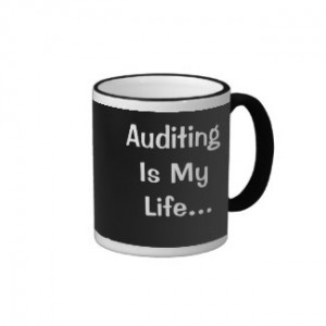 Audit and Auditor Mugs