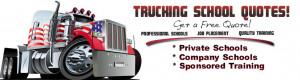Truck Driver Quotes Trucking schools