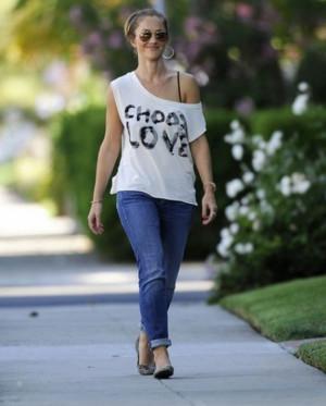 Rachel Roy Choose Love Tee