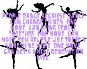 Step Up 3D Moose Quote (Picnik Edited)