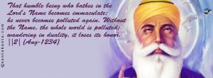 Guru Nanak Dev Ji Facebook Covers