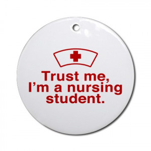 Being a Nursing Student
