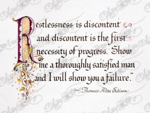 Quotes About Restlessness