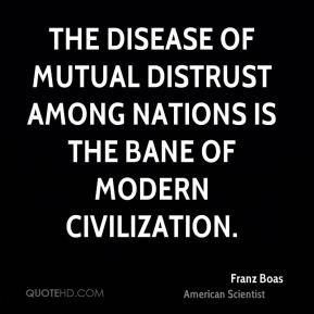 Franz Boas American Scientist