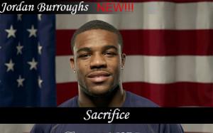 Jordan Burroughs Sacrifice