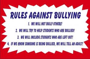 Anti Bully Slogans For Schools