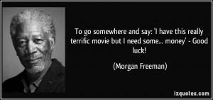 ... money-good-luck-morgan-freeman-229947.jpg Resolution : 850 x 400 pixel