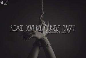 Committing Suicide Quotes Tumblr Some people want to commit