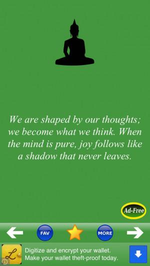 Buddha Quotes 500 screenshot 1