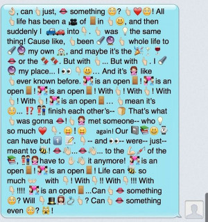 13) Full Lyrics Song Made With Emojis