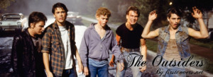 The Outsiders 2 Facebook Cover Photo