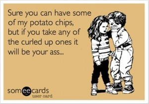 Dump A Day Potato Chips, Funny Quotes - Dump A Day