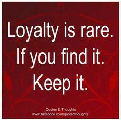 Trust & Loyalty